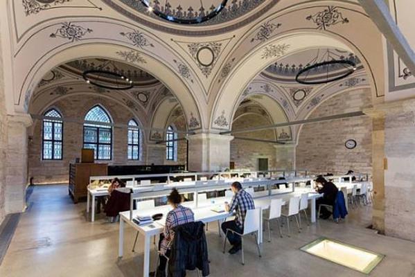 涨姿势|全球十大最美图书馆,中国第三!