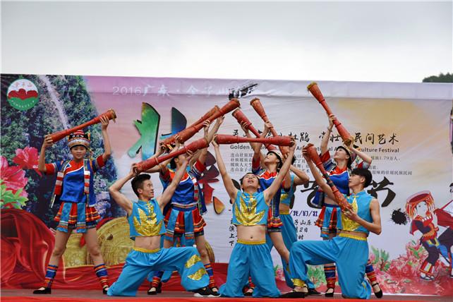 五一假期,广东人不出省也可以享受少数民族风