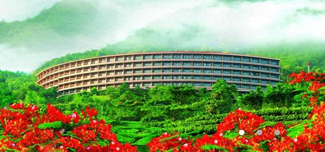 休闲度假好去处----梅州雁南飞围龙大酒店