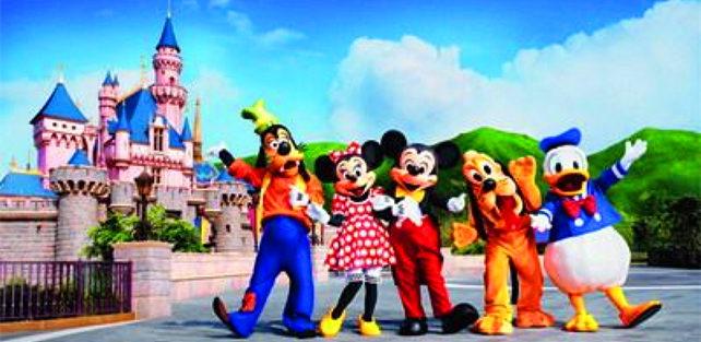 港澳联线:迪士尼乐园--威尼斯人酒店奇妙3天