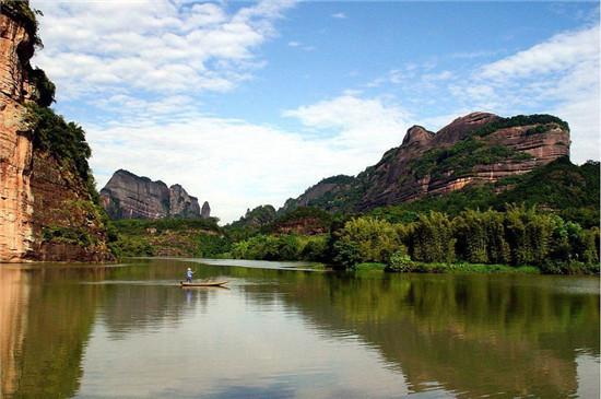 广东最值得去的四大名山,你去过几个?