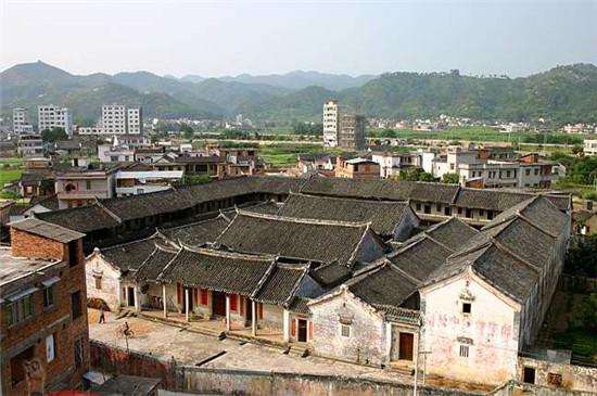 不只是围屋 广东那些各具特色的客家古村