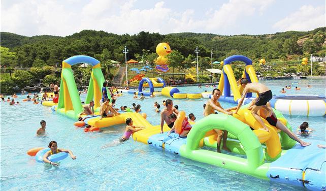 暑假到佛山盈香生态园水上乐园开启一场狂欢清凉之旅