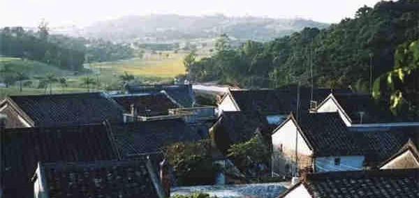 探秘深圳鲜为人知的古村落,它们原是世外桃源!