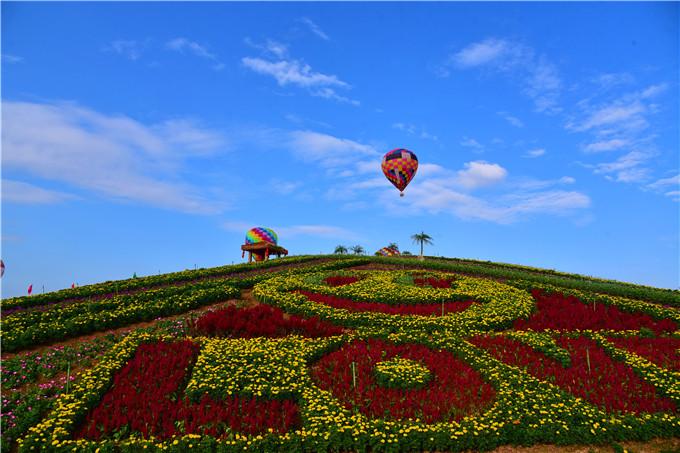 肇庆怀集不只有燕岩,还有华辰玫瑰园,你想要的网红项目都在这里