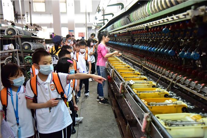 广东研学旅行开始启动,历史文化类与劳动体验类受欢迎